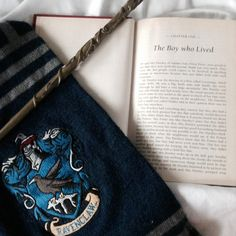 Ravenclaw scarf Harry Potter