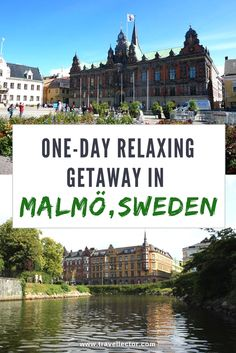 Things to Do in Malmö, the Perfect City for a Relaxing Getaway | Travellector #travel #Malmo #Sweden #traveltips