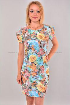 Платье Г7841 Размеры: 42-48 Цена: 630 руб.  http://odezhda-m.ru/products/plate-g7841  #одежда #женщинам #платья #одеждамаркет