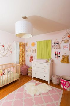 Reese's 2-Year Old Room