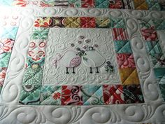 Mary on Lake Pulaski: Bloggers' Quilt Festival
