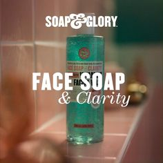 Shop Soap & Glory Face Soap & Clarity Vitamin C Face Wash for bright, glowing skin. Cleanser For Sensitive Skin, Facial Cleanser, Face Care, Body Care, Vitamin C Face Wash, Hair Color Ideas For Brunettes Balayage, Salicylic Acid Acne, Face Soap, Facial Wash