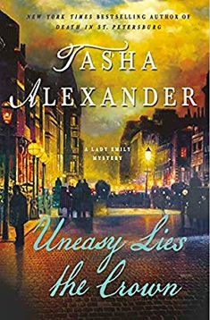 While the British Empire of 1901 mourns the death of Queen Victoria, Lady Emily and her dashing husband, Colin, investigate a murder in the Tower of London that has been staged to resemble the death scene of Henry VI.