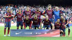 2014-01-05 FC Barcelona - Elche (4-0)