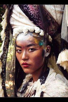 Liu Wen Vogue Spain