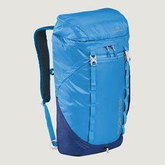 This ultra-light All Ways Secure™ 25L backpack is laptop or hydration bladder compatible and has Bottoms Up™ Compression to help compress contents and optimally distribute weight. It's a great bag for an overnight trip or for your daily commute. Also available in a 30L size.