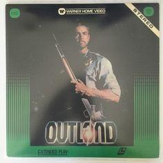 Outland Laserdisc