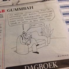 Gummbah heeft ook zin in de Poëzieweek.