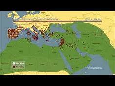 Take Five Minutes And Watch The Spread Of Islam Via Jihad Before The Crusades