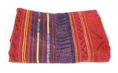 Hmong handmade blanket