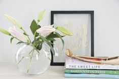 Here we are with the second in a spring series of flower arranging. We started just two weeks ago with flowering branches, and will progress today to a flower that is similar to arrange, but offers a couple of extra considerations that will help build a good foundation. Lilies are similar to branches in that …