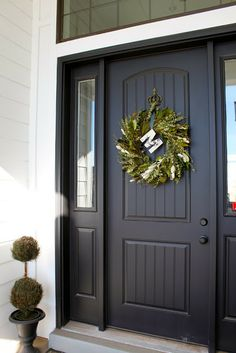 The front door I want!!