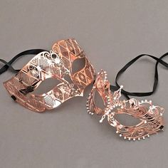 about Couple Rose Gold Metal Filigree & Carnival Masquerade Wedding Ball Prom Mask Rose Gold Metal Filigree Carnival Masks for bride and groomRose Gold Metal Filigree Carnival Masks for bride and groom Couples Masquerade Masks, Venetian Masquerade Masks, Masquerade Dresses, Masquerade Wedding, Masquerade Ball Party, Masquerade Costumes, Masquerade Decorations, Masquerade Outfit, Sweet 16 Masquerade