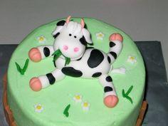 Cow — Birthday Cakes