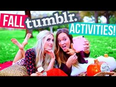 Tumblr Inspired Fall Ideas & Activities!   Aspyn Ovard - YouTube//probably one of the best collars ever!