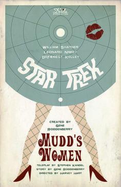 'Star Trek': Juan Ortiz reveals groovy posters for 'TOS' episodes   Hero Complex – movies, comics, pop culture – Los Angeles Times