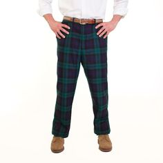 Fancy Pants in Blackwatch by Castaway Clothing #$100-to-$200 #32 #34