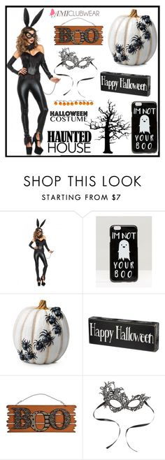 """""""Amiclubwear 21./3"""" by b-necka ❤ liked on Polyvore featuring ASOS, Improvements, WALL and amiclubwear"""