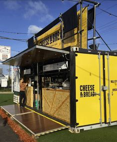Cheese toastie drive thru Cheese and Bread Melbourne