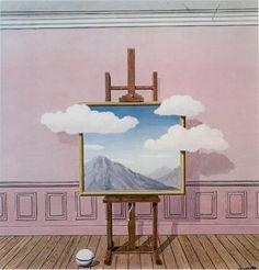 René Magritte - The Vengeance More At FOSTERGINGER @ Pinterest ⚫️