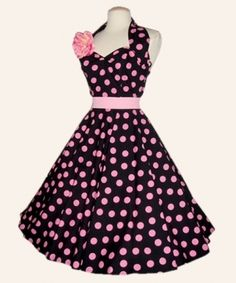 pink and black vintage dress - you'd get extra drawing tickets for wearing this (or anything pink and black!)  https://www.facebook.com/events/201586003300937/