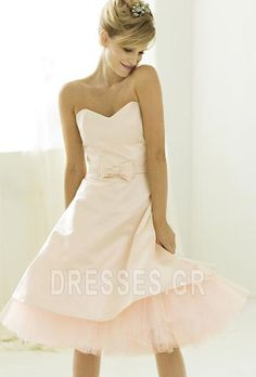 If I don't wear Isadora Ann, I will be wearing a variant of it like something such as this. And I LOVE the tulle at the bottom! Blush Bridesmaid Dresses, Blush Dresses, Ball Gown Dresses, Bridal Dresses, Flower Girl Dresses, Buy Wedding Dress Online, Cheap Wedding Dress, Wedding Gowns, Satin