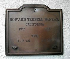 """Howard McNear - American stage, motion picture, and television actor of the and Fondly remembered for his portrayal of 'Floyd the Barber' on the classic TV series """"The Andy Griffith Show."""" He also played 'Andy the Barber' on """"Leave it to Beaver. Howard Mcnear, Frances Bavier, Old Cemeteries, Graveyards, After The Show Ends, Famous Tombstones, Barney Fife, Don Knotts, Ron Howard"""