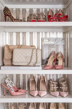 Glam Closet, Closet Tour, Walk In Wardrobe, Walk In Closet, Wardrobe Room, Closet Space, Master Closet, Closet Bedroom, Closet Wallpaper