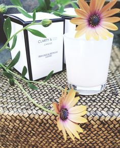 Clarity & Co Candles - Directory - The Make It Collective //  #handmadegifts #melbournehandmade #australianhandmade #madeinmelbourne #madeinaustralia #handmadecandles #handmadehomewares #handmadepresents #handmadegiftideas #soycandles #naturalcandles #scentedcandles