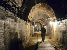A TRAIN thought to be packed with treasure looted by the Nazis could be just one of three hidden in secret tunnels in Poland, experts said last night.