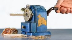 1950's German Pencil Sharpener Restoration