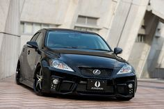 It's official, I'll be getting this front bumper from Aimgain International in a couple of months for my lexus!