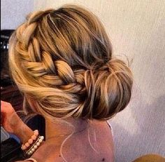 hairstyle for long hair updo hairstyle
