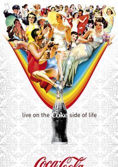 Summer Time by Coca-Cola-ArtGallery.deviantart.com on @deviantART