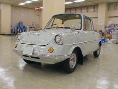 マツダR360クーペ(1965)