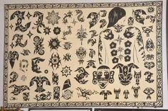 polynesian tattoos on white guys Iban Tattoo, Ta Moko Tattoo, Tattoo Goo, Mask Tattoo, Chris Garver, Monami Frost, Body Art Tattoos, Sleeve Tattoos, Cool Tattoos
