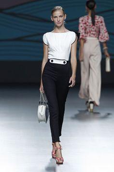 La moda peruana desfiló en la MBFW de Madrid. Las propuestas de Jessica Butrich.