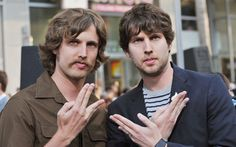 Pin for Later: Celebrity Siblings You Probably Didn't Know About Jon and Dan Heder