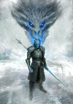 Night's King, Daniel Kamarudin on ArtStation at https://www.artstation.com/artwork/3gQxm