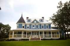 Historic Highland Manor :: Orlando FL wedding venue - 1920's Great Gatsby wedding venue
