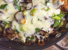 Chicken Lombardy | bakeatmidnite.com | #chicken #mushrooms #marsala #copycat #recipe