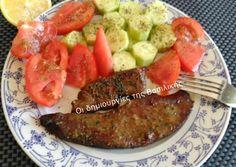 κύρια φωτογραφία συνταγής Συκώτι μοσχαρίσιο ψητό Beef, Food, Meat, Essen, Meals, Yemek, Eten, Steak