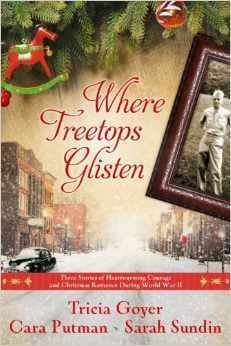 Where Treetops Glisten: Three Stories of Heartwarming Courage and Christmas Romance During World War II by Tricia Goyer, Cara Putman, Sarah Sundin. Christmas Books, A Christmas Story, White Christmas, Christmas Music, Christmas 2019, Christmas Crafts, Finding Love, Powerful Words, So Little Time