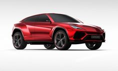 Lamborghini SUV Urus Concept