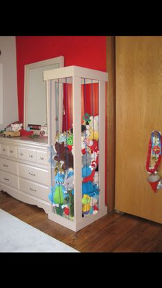 Make sure you pick a toy storage design that offers you the right quantity of storage space you are going to need. Select a toy storage design that provides you enough room for everything you must … Storing Stuffed Animals, Stuffed Animal Storage, Diy Stuffed Animals, Stuffed Toys, Girl Room, Girls Bedroom, Bedrooms, Baby Room, Toy Rooms