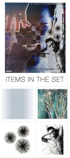 """Monster"" by princeoftyre ❤ liked on Polyvore featuring art"