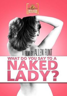 What Do You Say to a Naked Lady [DVD] [1970]