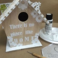 Use FolkArt Acrylic Paint as a Staining Resist