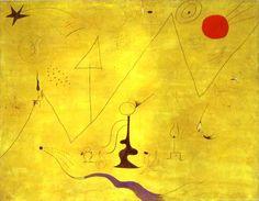 Hermitage by Joan Miró, (1924)