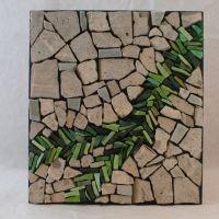 Persistence, concrete, smalti. © Phoenix Handcraft